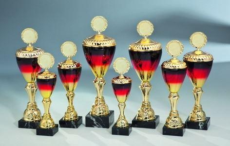 Pokale, Medaillen, Trophäen und Ehrenpreise aller Art Logo